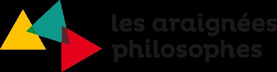 Les araignées philosophes Logo